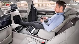 2019 Audi A8 - INTERIOR Mükemmel İç Dizayn