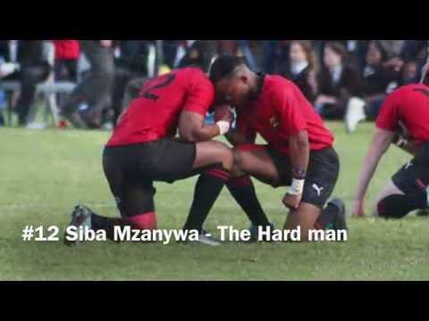 #12 Siba Mzanywa - The Hard man