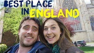 York UK  | England Travel Vlog #6