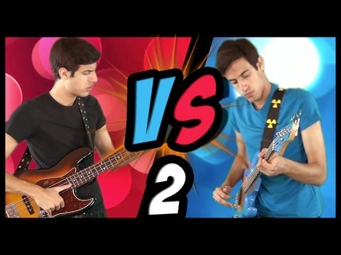Fleabass Vs Jazz Bass 2 video