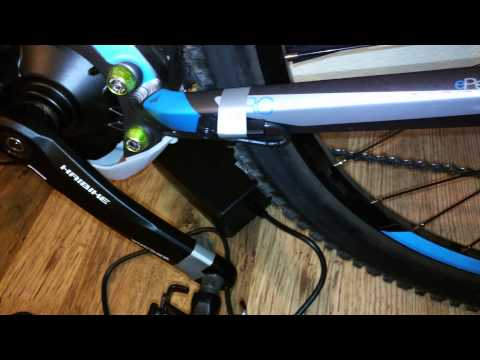 Yamaha / Bosch E-Bike Speed Unlock / Delimiting for Free in 5 mins.