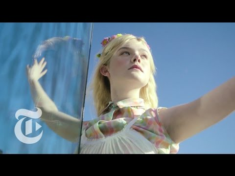 Elle Fanning: Hollywood Heroines From 2012 - Wide-Awake