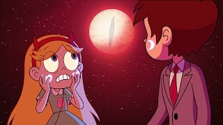 The Blood Moon Is A Curse!! - Star vs The Forces of Evil Theory
