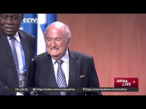 Cameroonian Issa Hayatou To Take Interim Charge At FIFA