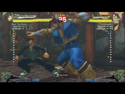 Kyoku (Yang) vs Sushiya (Hawk) - AE 2012 Match *1080p*