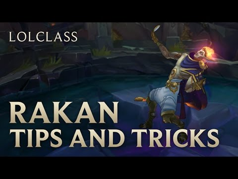 Rakan Tips and Tricks Guide   League of Legends