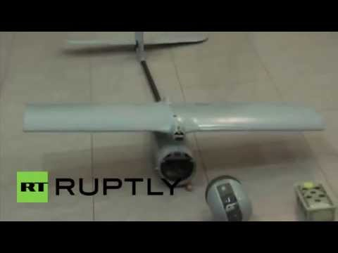 Syria: Army downs purported Israeli drone over the Golan Heights
