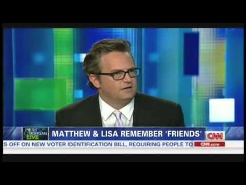 Matthew Perry & Lisa Kudrow on