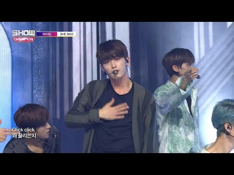 Show Champion EP.277 MYTEEN - SHE BAD