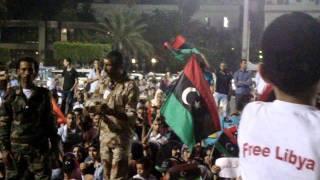 ميدان الشهداء قبائل الصيعان 5 10 2011