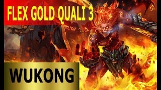 Wukong Jungle - Full League of Legends Gameplay [German] Lets Play LoL - Ranked #1157