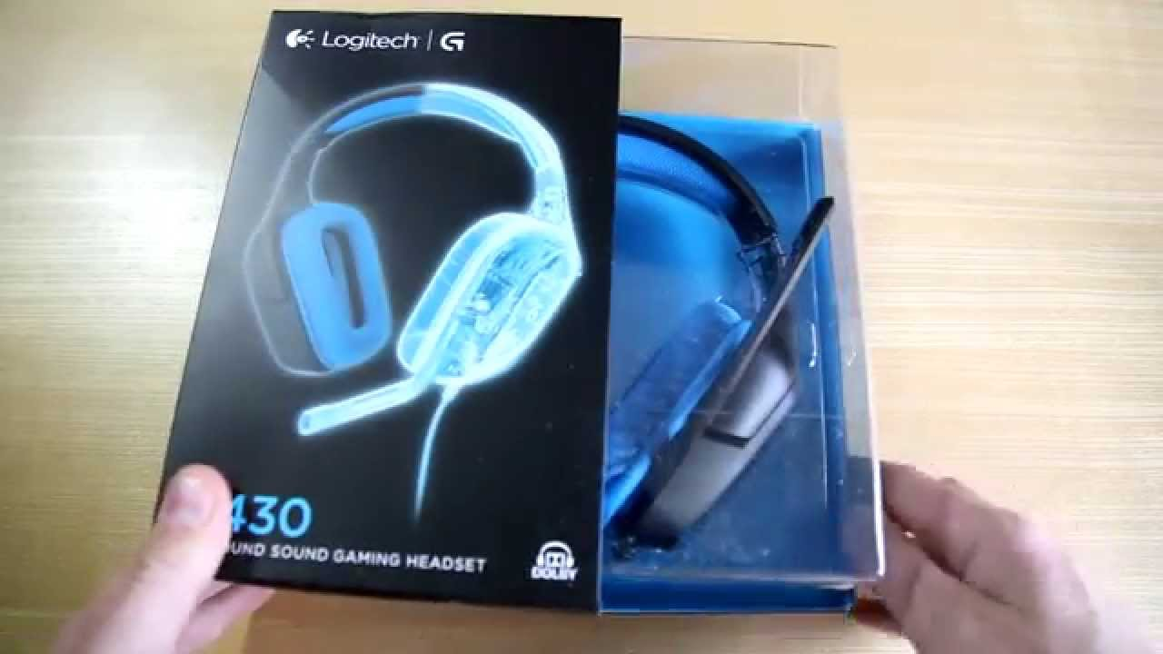 how to know if your g430 headset is working properly
