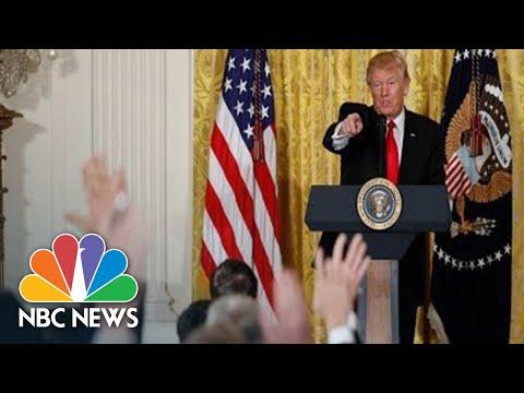 Watch Live Trump Hosts Turkey39s Erdogan At The White House  NBC News