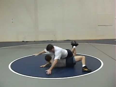 Granby School of Wrestling Technique Series #13 Image 1
