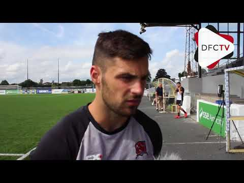 📹 DFCTV | Patrick Hoban: Pre-match Interview (Levadia)