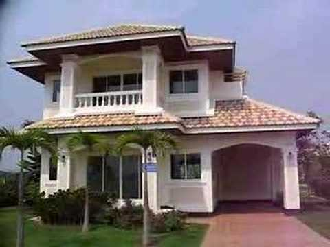 Homes for sale from 75 000 in chiang mai thailand youtube for Build a house for 75000