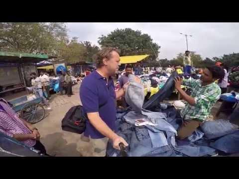 Viaje a la India: Old Delhi - la vieja Delhi   Visita guiada por Paco Nadal
