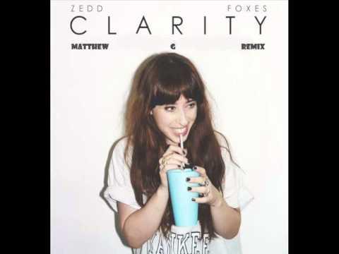 Zedd- Clarity Feat. Foxes ( Matthew G Remix ) 2013