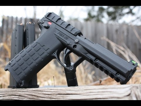 Kel-Tec PMR-30 Shooting Review