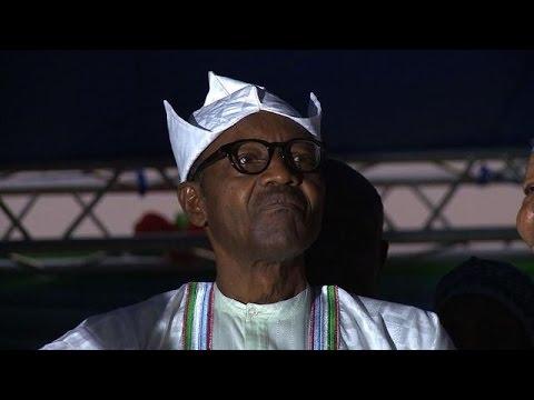 Buhari, un ancien général candidat à la présidence du Nigeria