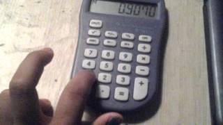 Varias frases con la calculadora♡♥♡♥♡?