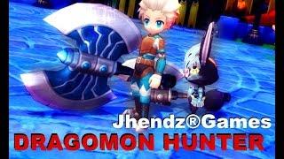 Dragomon Hunter Gameplay Español HD