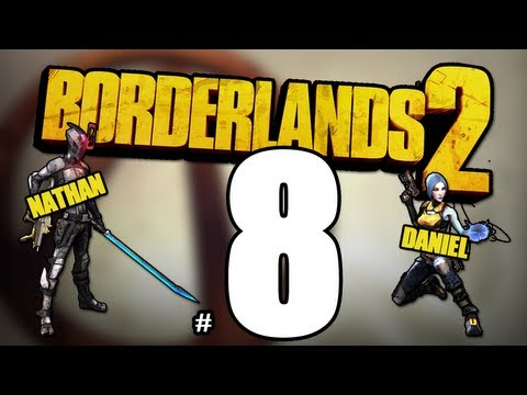Borderlands 2 with Nathan - Episode 8: E-Tech