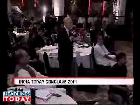 Syed Ali Geelani's bold speech in IT conclave (part 09)