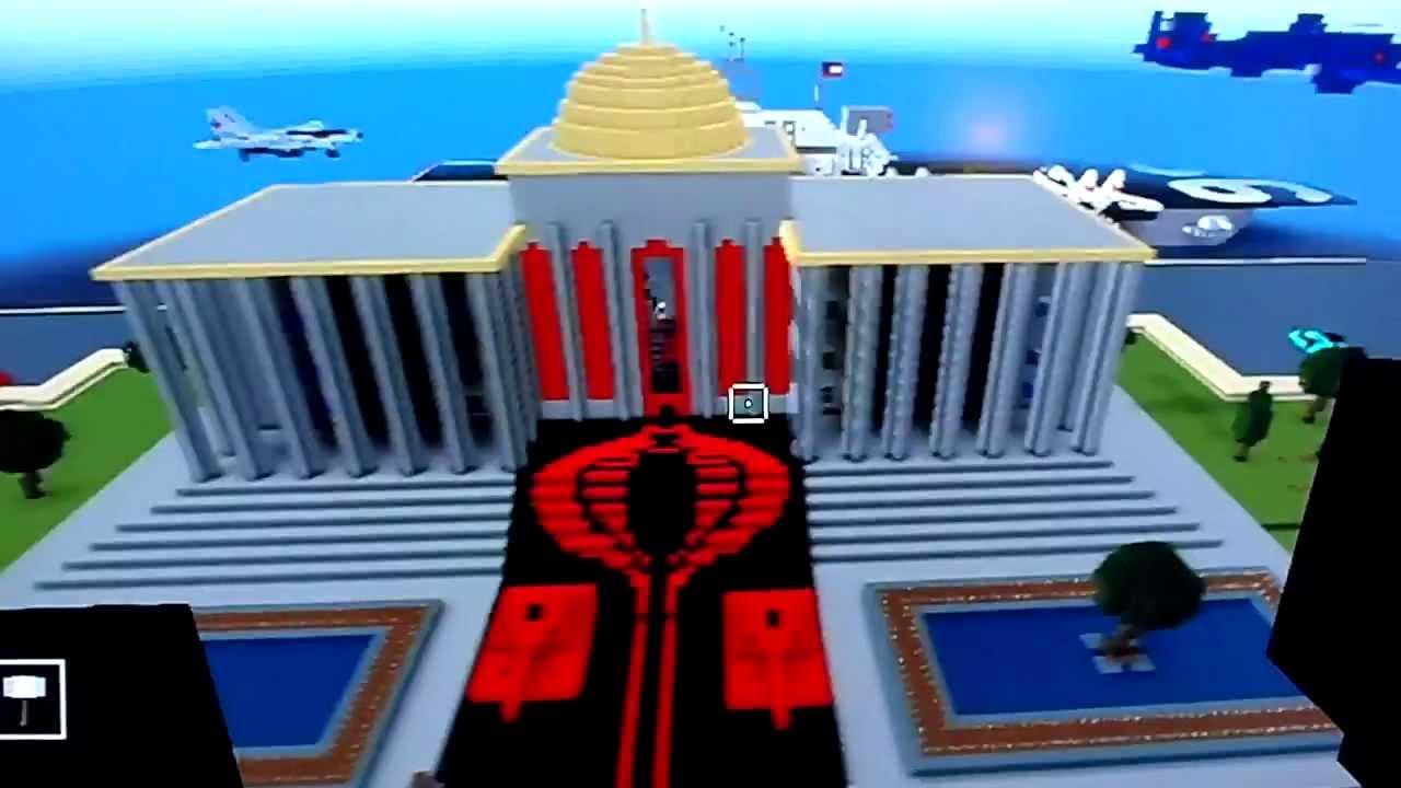 Joe Cobra Island Minecraft