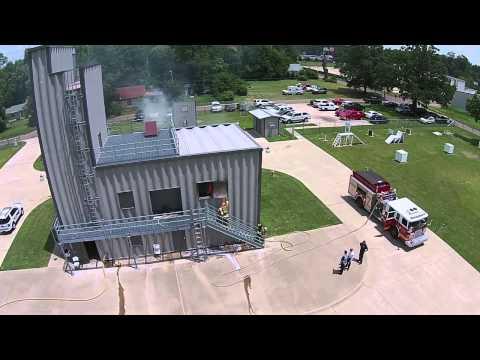 Texarkana College Fire Training Academy
