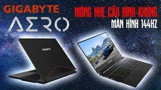 Đánh Giá Laptop Gaming GIGABYTE Aero 15W Đốc Đáo Vãi Trưởng