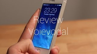 IPhone 5S - review - Voievozii (limba romana)