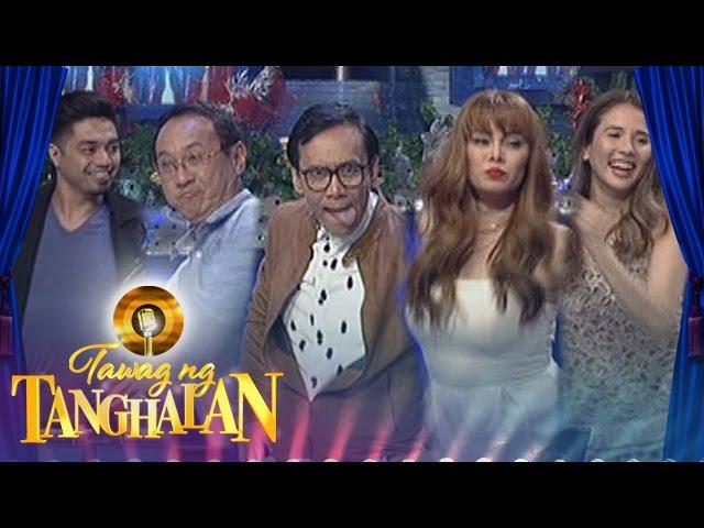 """Tawag ng Tanghalan: TNT Judges' """"Ang Kulit"""" dance moves"""