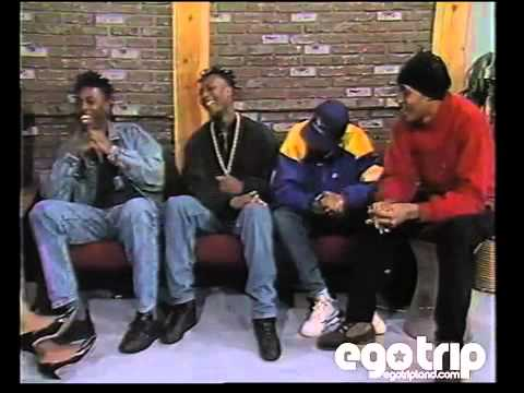 FOLLOW US ON FACEBOOK:http://on.fb.me/mqjeBr EGOTRIPLAND.COM brings you this crazy rare 1991 interview (and freestyle) featuring GZA (then doing business as the Genius), Ol' Dirty Bastard...
