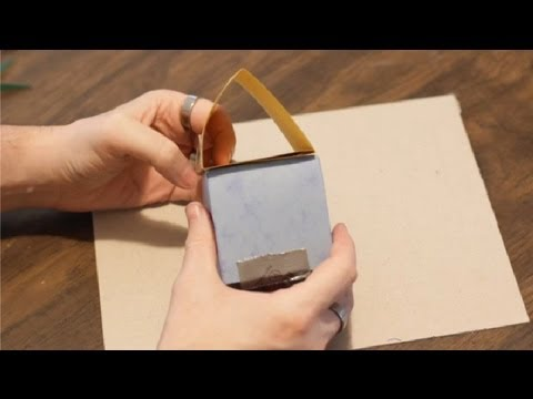 How To Make A House Out Of Paper For Kids Paper Crafts