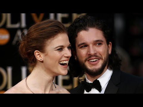 'Game of Thrones' Cast Arrives in Scotland for Kit Harington and Rose Leslie's Wedding