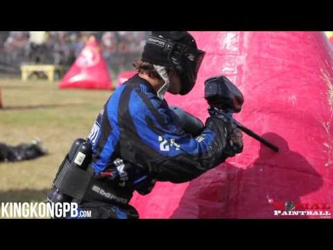 2011 PSP Galveston Island - Dynasty vs. Russian Legion - FINALS in RAW HD Paintball Match