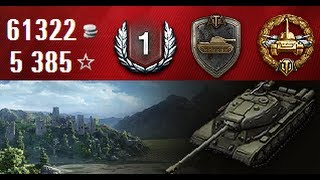 World of Tanks - IS-4 | 6468 Damage | Subscriber Replay (turkey0) #4