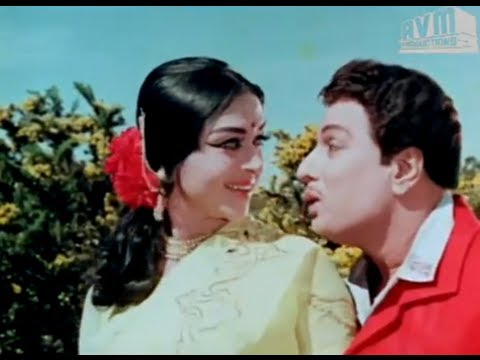 Naan Parthathile Mgr Song - Anbe Vaa video