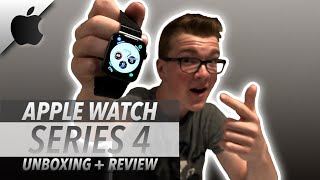 Apple Watch Series 4 GPS Unboxing!!!