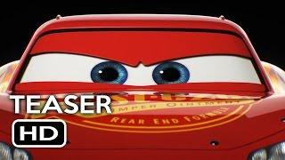 Cars 3 Official Teaser Trailer #2 (2017) Disney Pixar Animated Movie HD