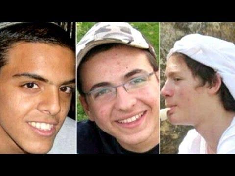 Encontrados los cuerpos de los tres jovenes israelíes secuestrados en Cisjordania.
