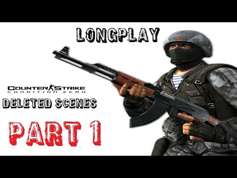 PC Longplay [485] Counter Strike Condition Zero Deleted Scenes (part 1 of 2)