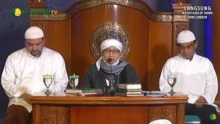 (Part 1) Kajian Kitab Al-Hikam Bersama Buya Yahya & Habib Husein Assegaf