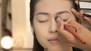 Syna'Styling Makeup Tutorial (Khmer) -- Natural Makeup