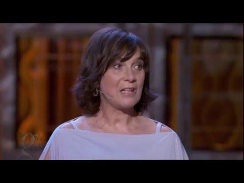 Josefina Molina recibe el Goya de Honor 2012