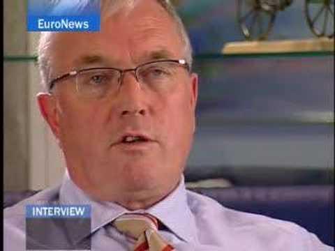 EuroNews - Interview - Pat McQuaid - DE