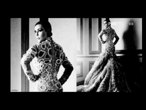 Entertainment News - Karya Designer Indonesia di Golden Globe