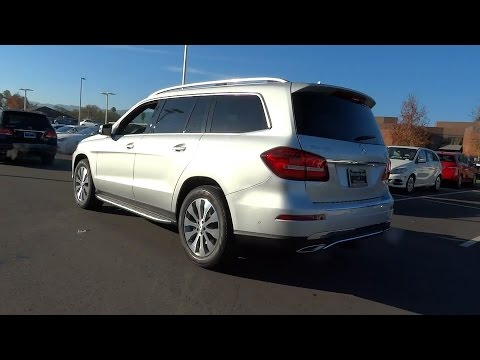 2017 Mercedes-Benz GLS Pleasanton, Walnut Creek, Fremont, San Jose, Livermore, CA 17-0974
