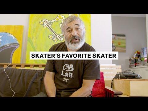 Skater's Favorite Skater: Steve Caballero